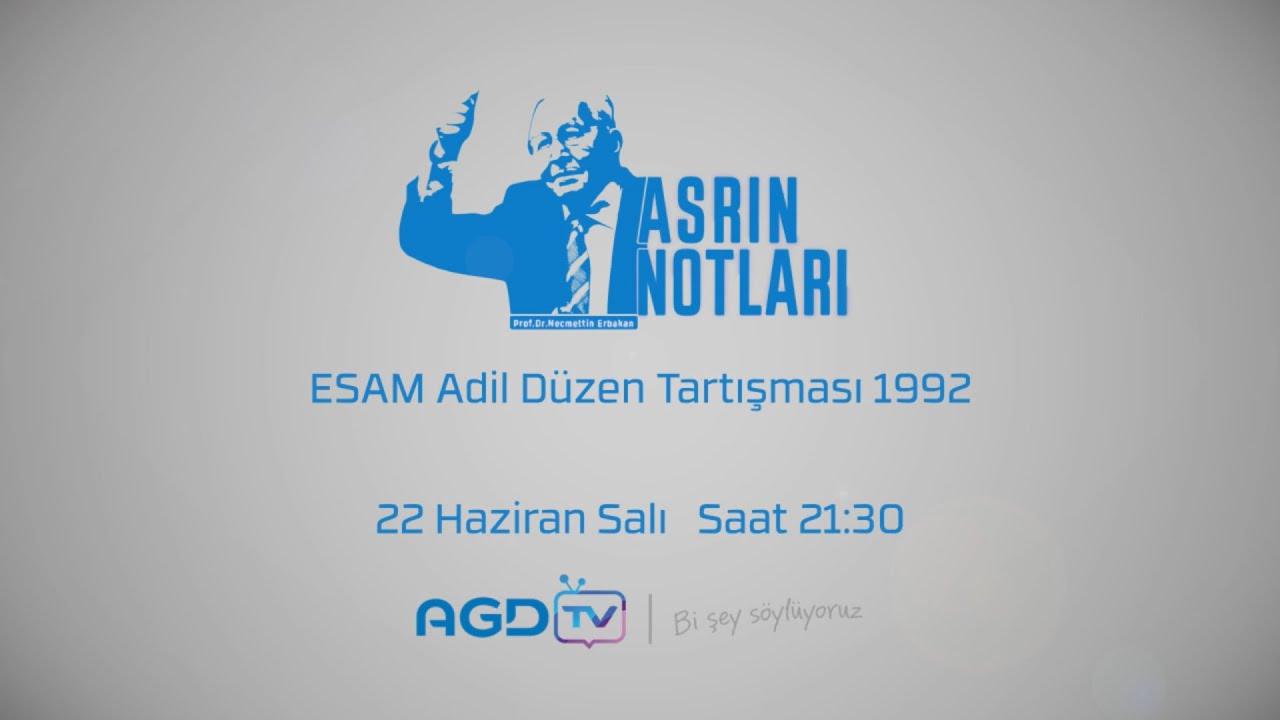 ESAM Adil Düzen Tartışması 1992 | Fragman
