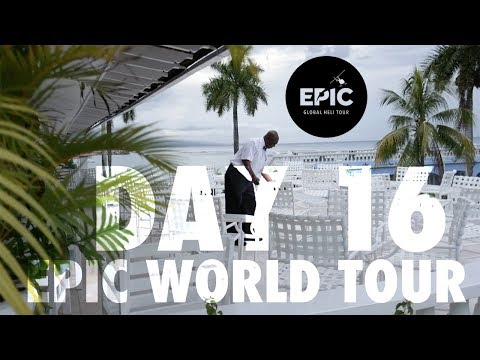 YA MON WE IN JAMAICA | EPIC World Tour DAY 16