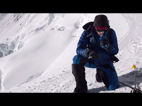 Kilian Jornet Summits Everest in 26 Hours