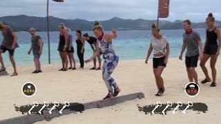 Tuff Robinsontävling mellan Lag Nord och Lag Syd – Robinson (TV4)