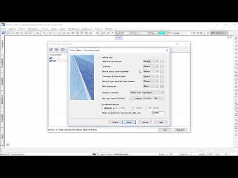 Lectia 01 - 1. Creare proiect si import fisier pdf