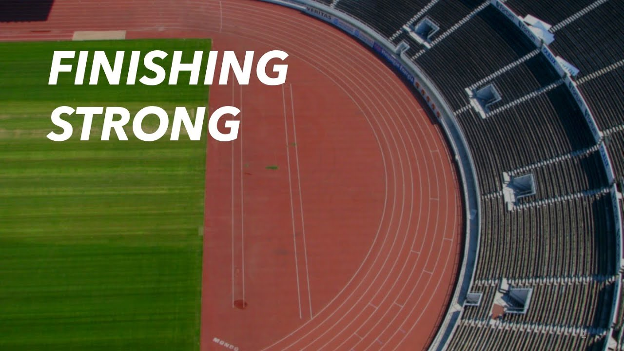 3 January 2021: Finishing Strong ~ Ps. Robby Andrianus