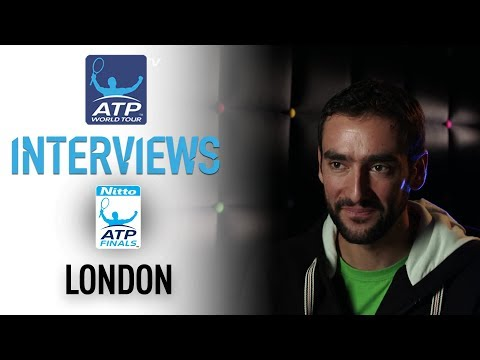 Cilic Looks To Continue With Top Form At 2017 Nitto ATP Finals
