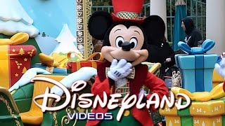 Disneyland Paris - Noël/Christmas  2015 part 2 HD