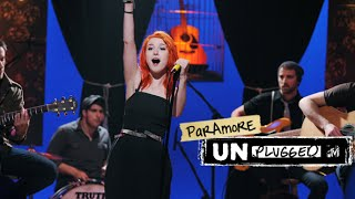 Paramore - MTV Unplugged (Full Show) 1080p HD