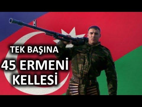Tek Kişilik Ordu MÜBARİZ İBRAHİMOV ( #TarihBelgeseli)