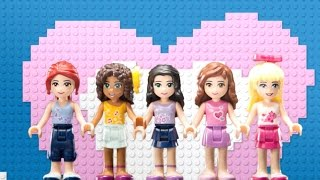 Right Where I Belong  - LEGO Friends - Music Video