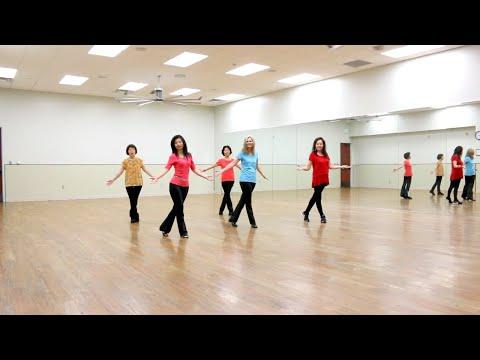 Legend - Line Dance (Dance & Teach In English & 中文)