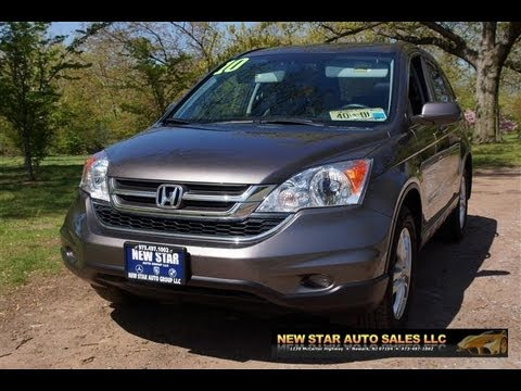 2010 honda crv exl 4wd youtube