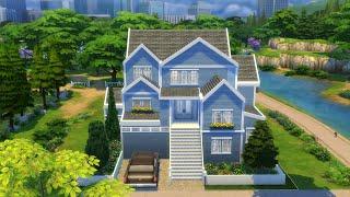 Les Sims 4 : Maison 100 % Jeu de Base / Construction