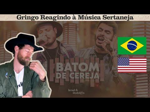 American Country Singer Reacts to: Israel & Rodolffo – Batom De Cereja