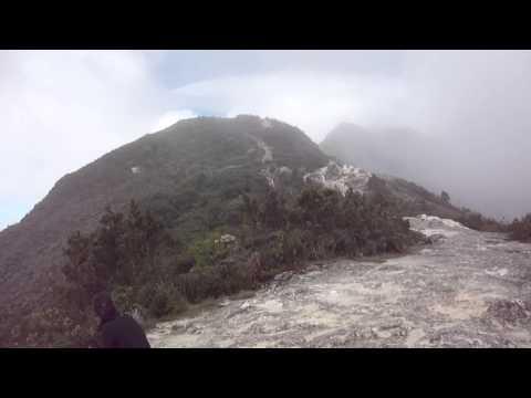 Lagunazo parque nacional el Avila 01/02/2014