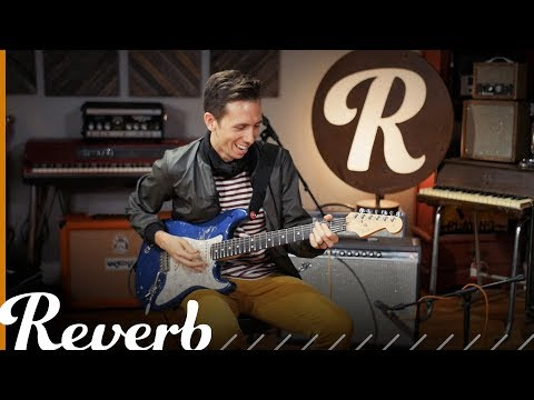 Cory Wong Of Vulfpeck On His Funky Right Hand Picking Technique | Reverb Interview