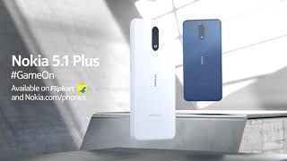 Nokia 5.1 Plus | Smart and secure