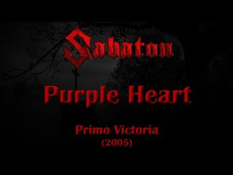 Sabaton - Purple Heart (Lyrics English & Deutsch)