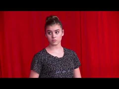 "Dance Moms - Kalani is Not in the Group Dance ""Fenced In"""