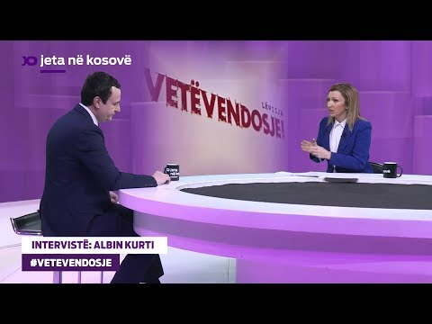 Emisioni Jeta në Kosovë, Intervistë: Albin Kurti dhe Natalia Apostolova