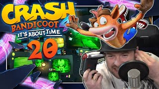 CRASH BANDICOOT 4: IT'S ABOUT TIME 📦 #20: Extreme in Burg Cortex
