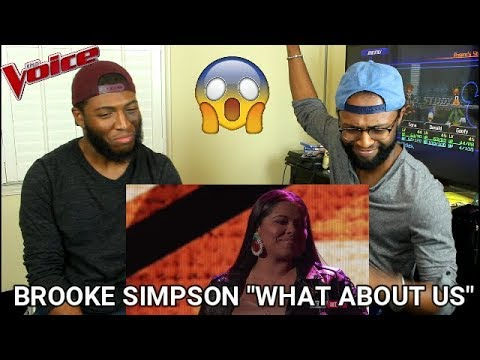 The Voice 2017 Brooke Simpson - Top 11:
