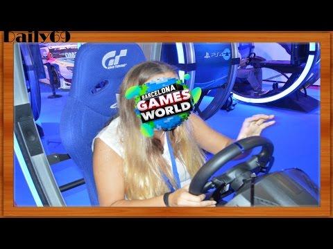 Barcelona Games World 2016 - Daily69