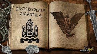 """Bienvenido a la """"Enciclopedia Gigántica"""" donde descubrirás la ecolo..."""