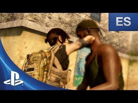 BEYOND: Two Souls | Tráiler de E3 2013