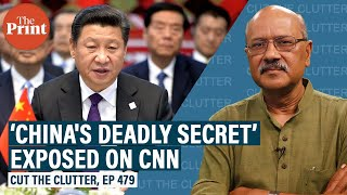 6 highlights in CNN investigation on how China hid COVID & the chap who slept with his hockey stick