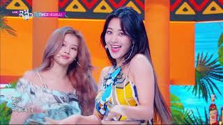 (Lyrics) TWICE(트와이스) - Alcohol-Free (Music Bank) | KBS WORLD TV 210611