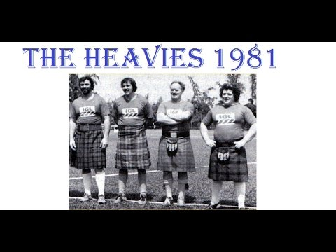The heavies 1981 (Documentary  of 4 legendary Highland games athletes)