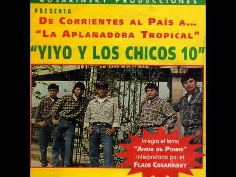 YIYO Y LOS CHICOS 10   AGUA SOBRE AGUA   En Vivo 1994   JORGITO BIRUTA
