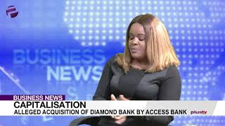 Diamond Bank to Be Merged With Access Bank