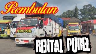 REMBULAN - VERSI TRUCK RENTAL PUREL [GOYANG PANTURA]