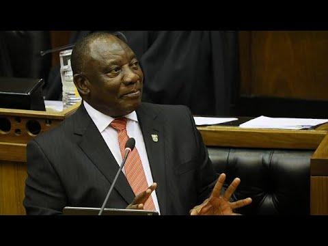 Coronavirus en Afrique du Sud: le président Ramaphosa appelle au calme