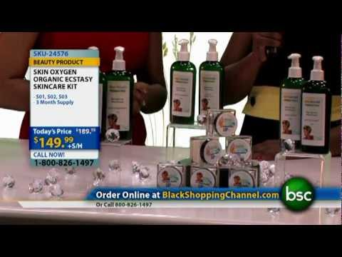 SO1 Skincare System and Skin Oxygen Products As seen on TV