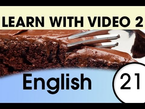 Learn english with video english recipes for fluency youtube forumfinder Images