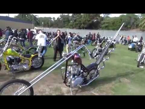 Hunting Harley's, David Mann Chopperfest 2014