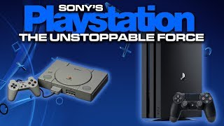 The History of Playstation and Xbox Consoles - Colteastwood