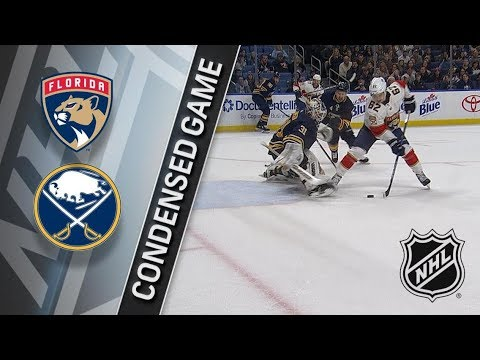 Florida Panthers vs Buffalo Sabres – Feb. 01, 2018 | Game Highlights | NHL 2017/18. Обзор матча