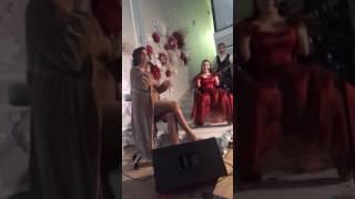 Вероника Лазарева и Анна Седокова