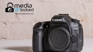 My Thoughts on The Canon 80D after 1 Month of Testing it Out
