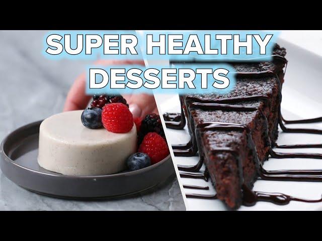 5 Super Healthy Dairy-Free Desserts