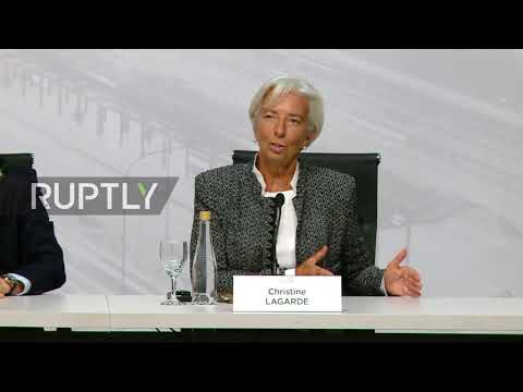 Argentina: Lagarde talks trade as G20 FMs meeting kicks off in Buenos Aires