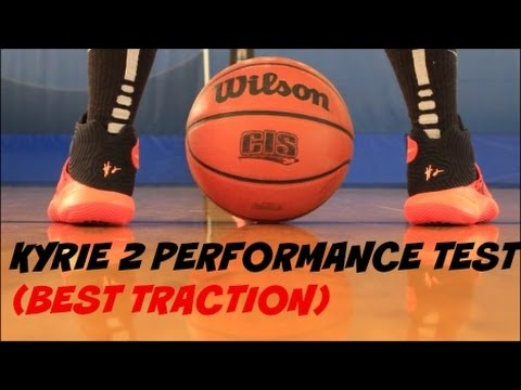online retailer b0942 1fe2d Kyrie 2 Performance Test (Best Traction) - YouTube