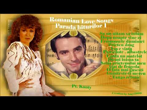 Romanian Love Songs - Parada hiturilor 1