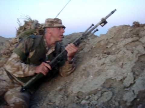 Sniper at work...