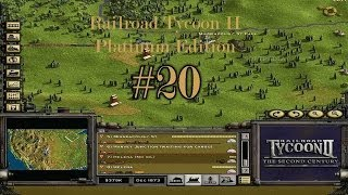 Railroad Tycoon II [HD] [ENGLISH] Walkthrough Mission #14 The People
