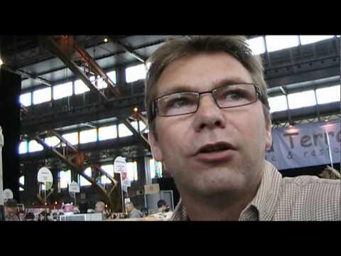 Salon des Vins des Vignerons Indépendants de Lyon 2011 : Domaine Vincent Fleith