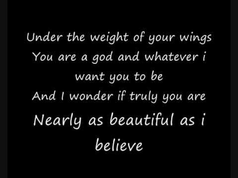 In My Head by Anna Nalick with Lyrics
