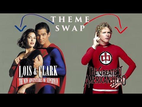 THEME SWAP: Lois & Clark/The Greatest American Hero