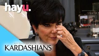 Has Kris Forgotten Bruce? | Keeping Up With The Kardashians